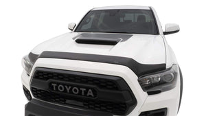 2016-2020 Tacoma Flush Matte Black Hood Protector - Cali Raised LED
