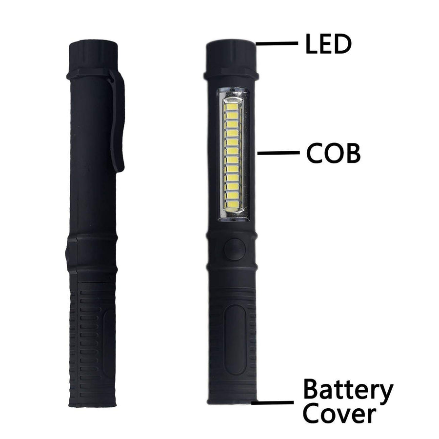 1,000 Lumen Magnetic LED Pen Light - Cali Raised LED