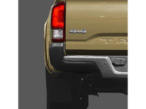 2016-2020 Toyota Tacoma Rear Bumper Covers - Cali Raised LED