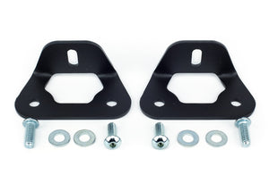 Toyota Truck Bed Rail LED Pod Mounting Brackets- Cali Raised LED