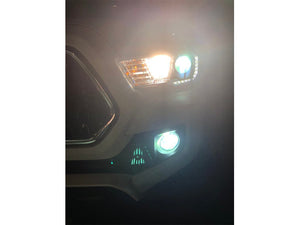 Brite Box Anytime - Fog Light and High Beam Mod