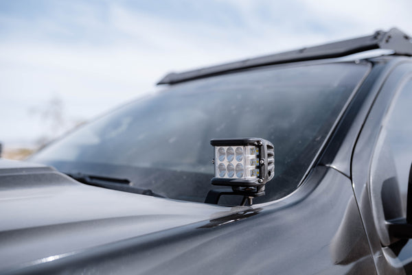 2015-2020 Chevy Colorado/Canyon Low Profile Ditch Light Combo - Cali Raised LED