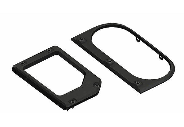 Cup Holder/Shifter Trim Rings (2014+ Tundra) AJT Design