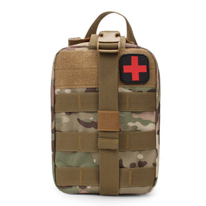 Tactical Molle Pouch (Multiple Colors Available) - Cali Raised LED