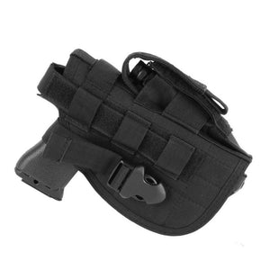 Molle Pistol Holster - Cali Raised LED