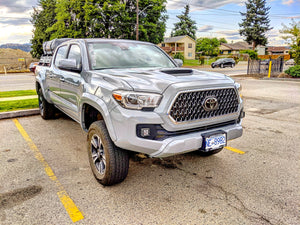 2016-2020 Toyota Tacoma LED Fog Light Pod Replacements Combo - Cali Raised LED