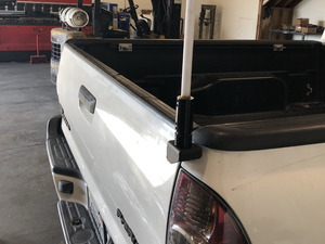 2005-2015 Toyota Tacoma Bed Accessory Mount - Cali Raised LED