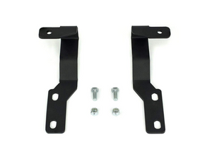 Toyota Tacoma Low Profile LED Ditch Light Mounting Brackets - Cali Raised LED