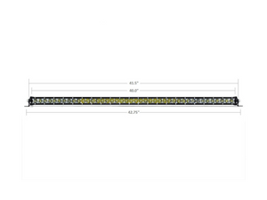 LED light bar - Cali Raised LED