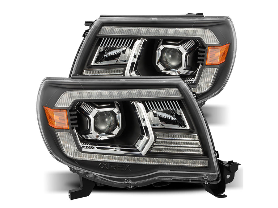 2005-2011 Toyota Tacoma LUXX-Series LED Projector Headlights