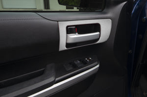 Door Handle Accent Trim Fits 2014-2021 Toyota Tundra