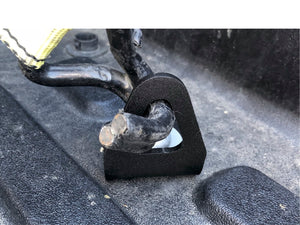 Toyota Tacoma & Tundra Upgraded Bed Tie Down (Pair) - Cali Raised LED