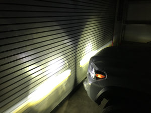 Tri-Color Fog Light Replacement Bulbs - Cali Raised LED