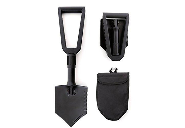 TriFold Shovel/Recovery Utility Tool