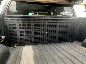 2007-2020 Toyota Tundra Front Bed MOLLE System
