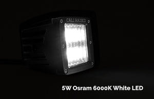 5W Osram 6000K White LED light