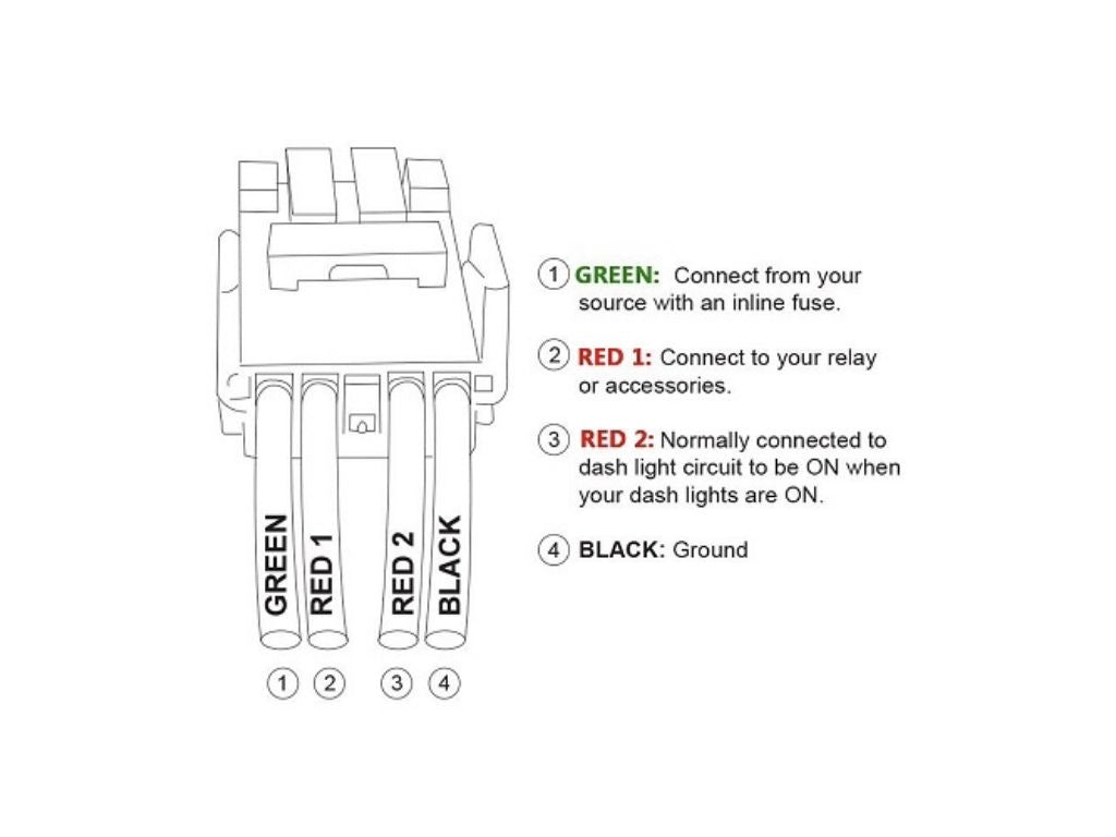 Small Style Toyota Oem Style  U0026quot Ditch Lights U0026quot  Switch