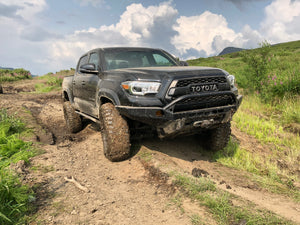 2005-2020 Toyota Tacoma Trail Edition Rock Sliders