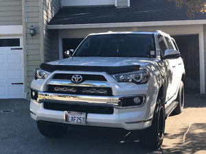 "2014-2020 Toyota 4Runner 32"" Hidden Grille LED Light Bar Brackets/Combo - Cali Raised LED"