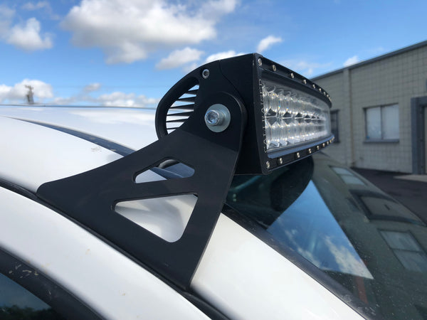 "2005-2020 Toyota Tacoma 52"" Curved Light Bar Roof Combo - Cali Raised LED"
