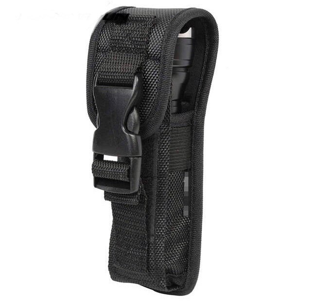 Molle Flashlight Holster - Cali Raised LED