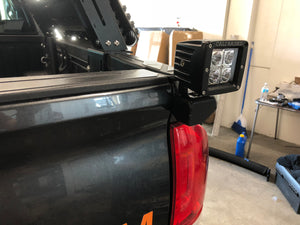 2016-2020 Toyota Tacoma Bed Accessory Mount - Cali Raised LED