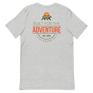 Built for Adventure Est. 2014