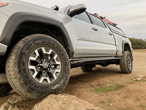 2005-2021 Toyota Tacoma Step Edition Rock Sliders