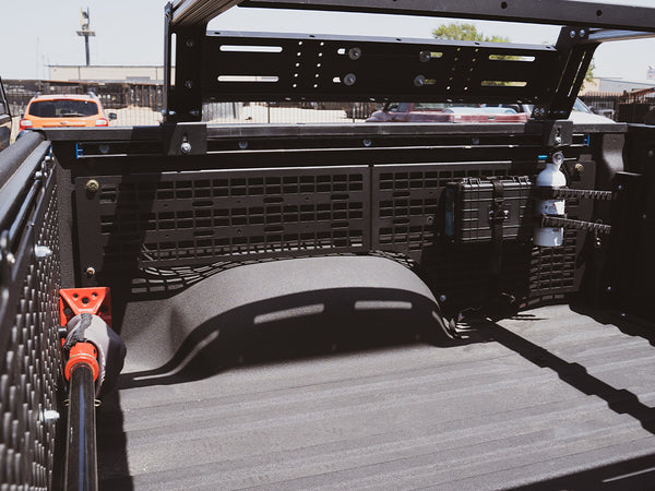 2014-2021 Toyota Tundra Side Bed MOLLE System