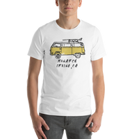 California Bus Tee