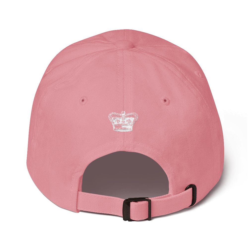Monarch Pinky Dad Hat