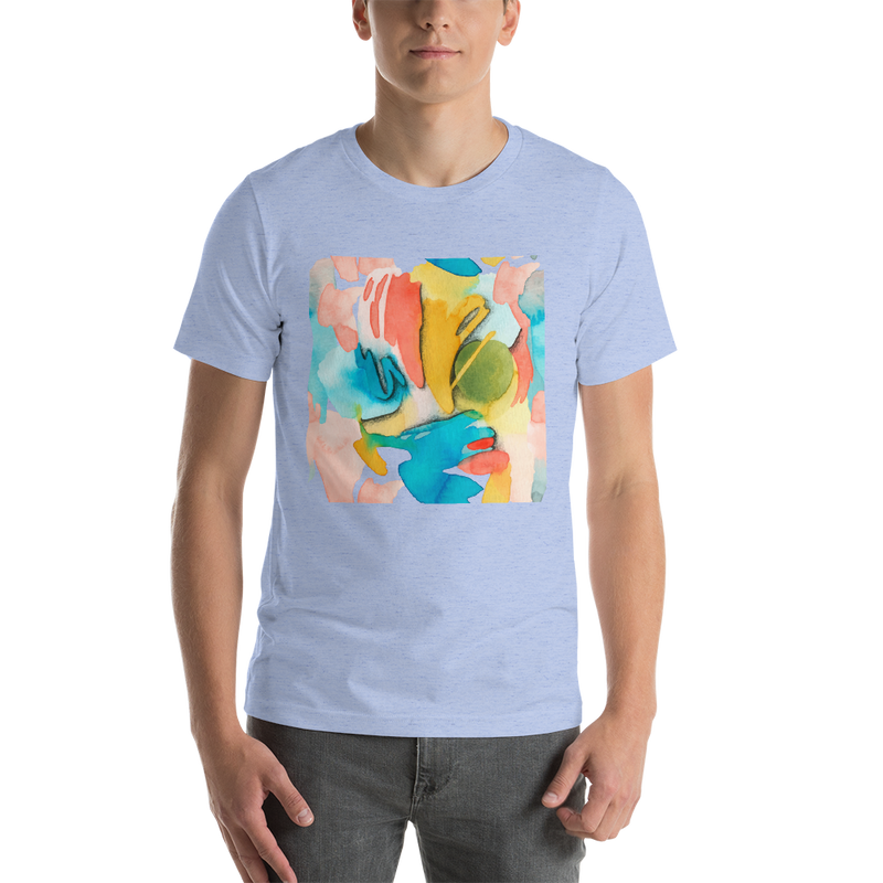 WaterColor Tee