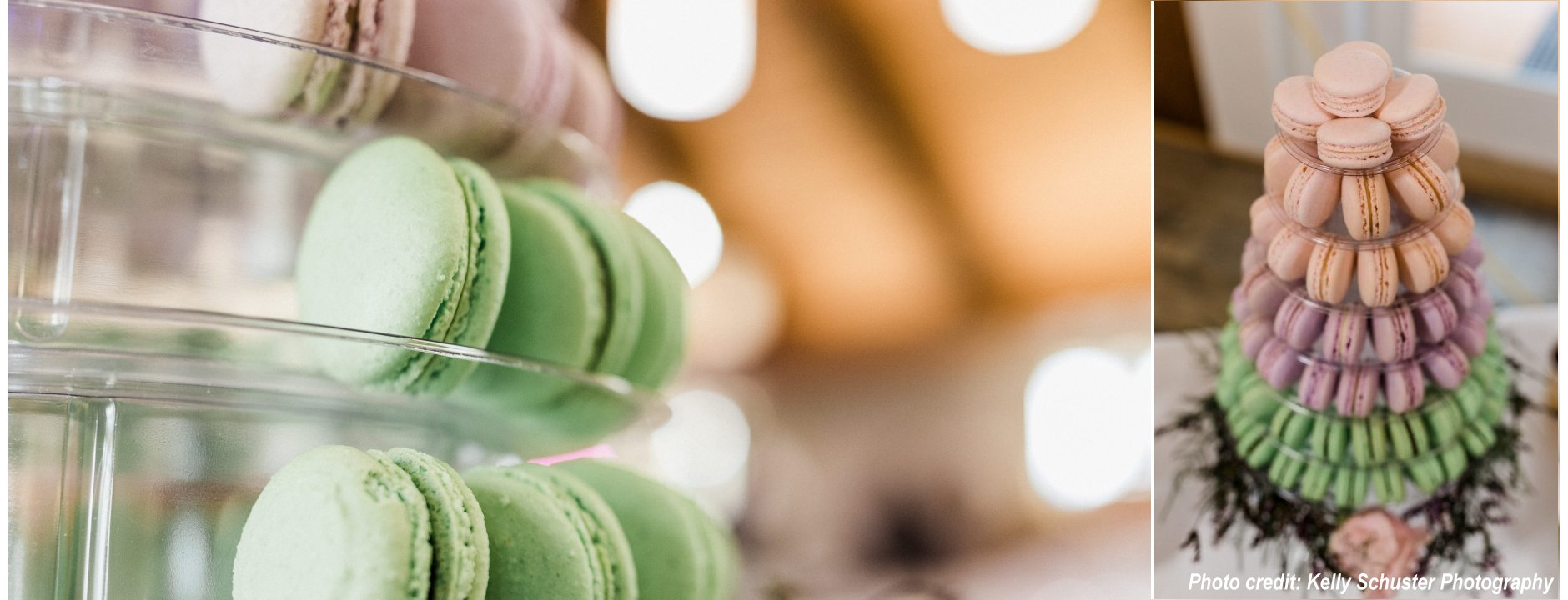 Macaron and all Towers
