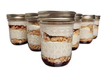 Mason Jar Cheesecake