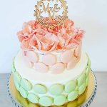 Macarons Wedding Cake