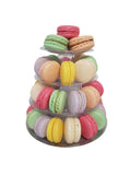 Vegan Macarons Tower (small)