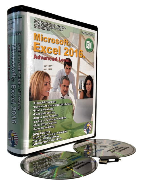Ms Excel 2016 Tutorial  Advanced Level