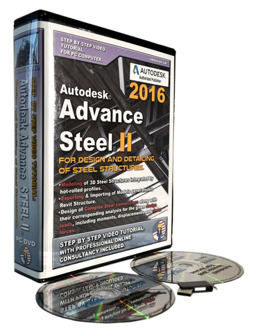 Autodesk Advance Steel 2016. Level II