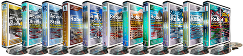 Black Friday's Robot & Advance Steel 2021 Full Package!