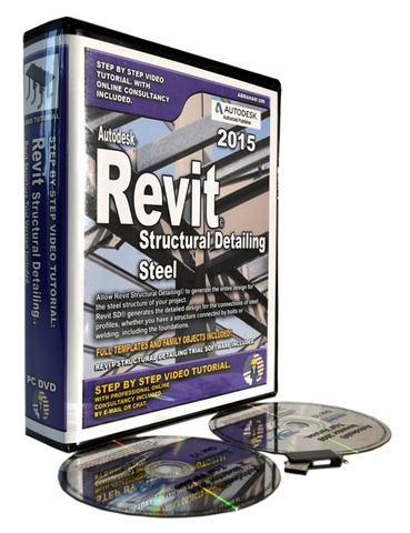 Autodesk Revit Steel Detailing 2016 Tutorial.