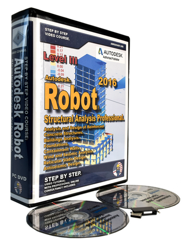 Autodesk Robot 2016 Tutorial. RC. Level III