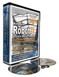 Autodesk Robot 2016-2018 Tutorials Steel. Full Package