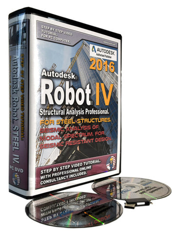 Autodesk Robot 2016 Tutorial. Steel. Level IV
