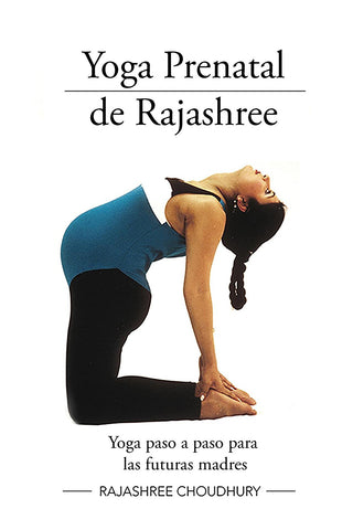 Rajashree's Pregnancy Yoga - Spanish Translation