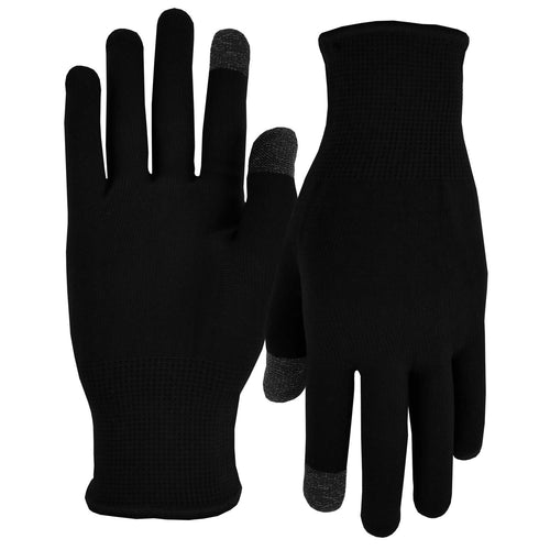Performance Runners Text Gloves
