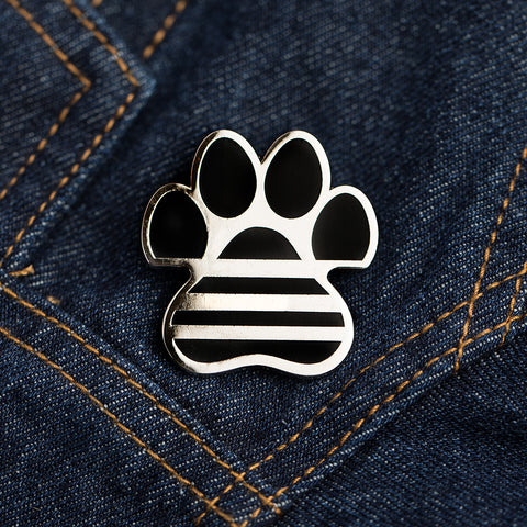 ADIDAC: All Day I Dream About Cats Black Pin