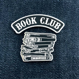 Book Stack: Pin