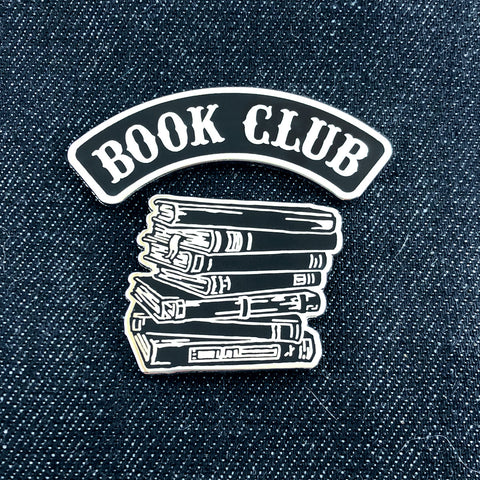 Book Club Rocker: Pin