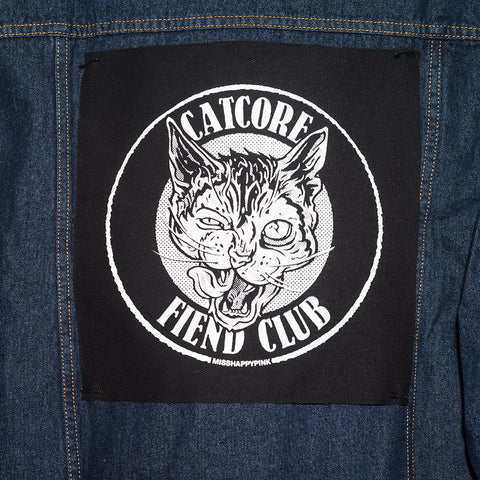 Catcore Fiend Patch