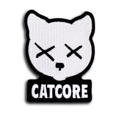 Catcore Patch Iron On
